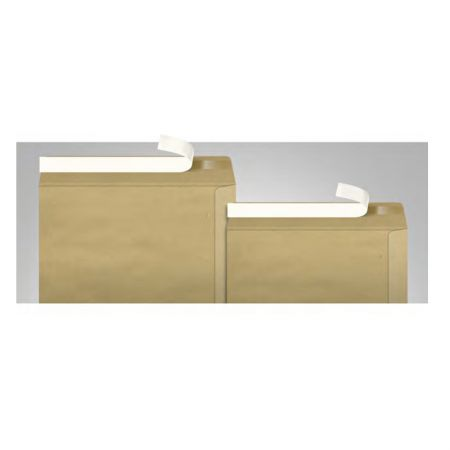 Envelope autocolante saco Kraft SKN625 176x250mm - caixa com 100 unidades - Scrity