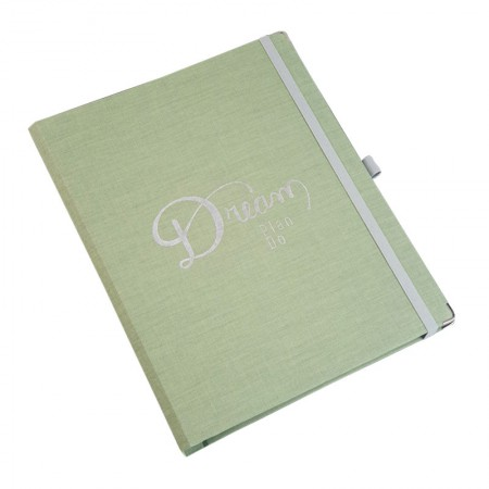 Planner Ultra Cotton Verde - 9001-2 - Ótima