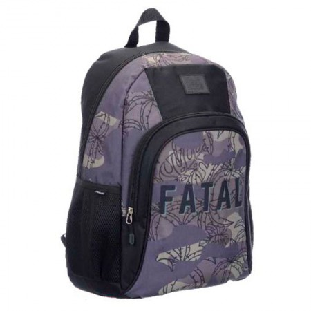 Mochila escolar grande sem roda - FTM1800700 - Fatal - Isibrás