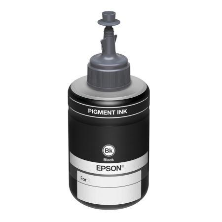 Refil Epson Ecotank Original (774) T774120 - preto 6000 páginas