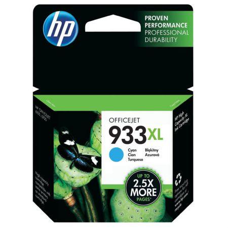 Cartucho HP Original (933XL) CN054AL - ciano rendimento 825 páginas