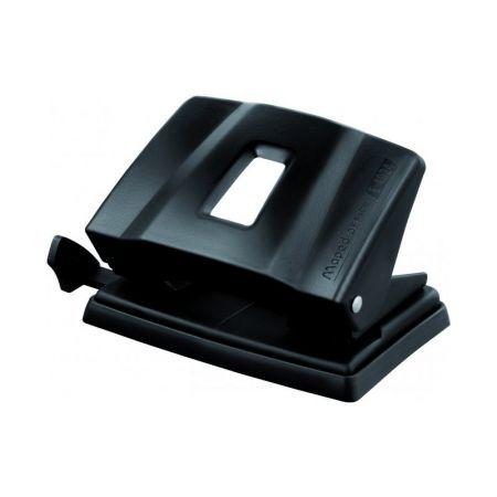 Perfurador de papel 2 furos até 25 folhas Essentials Metal 402411 - Maped