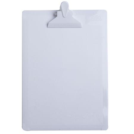 Prancheta ofício Dellocolor - branco - 3006.E - Dello