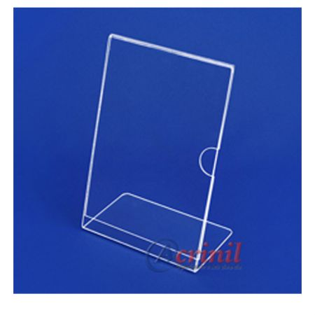 Base acrílica de mesa vertical  90051 - Acrinil