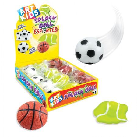 Splash Ball Esportes - Art Kids - 40058 - unidade - Acrilex