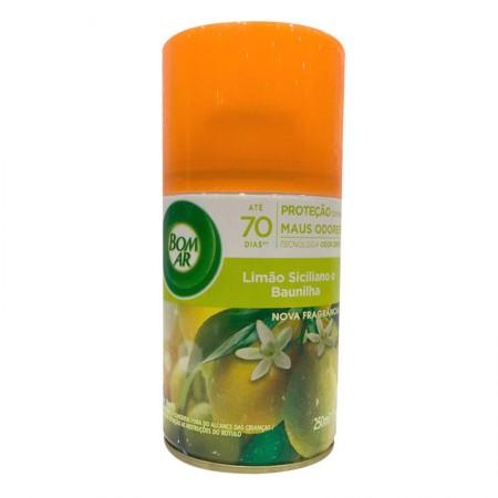 Bom ar Air Wick Freshmatic citrus - refil 250ml - Reckitt Benckiser