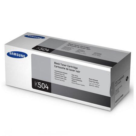 Toner Samsung CLT-K504S - preto 2500 páginas - serie CLP-415/CLPX-4195