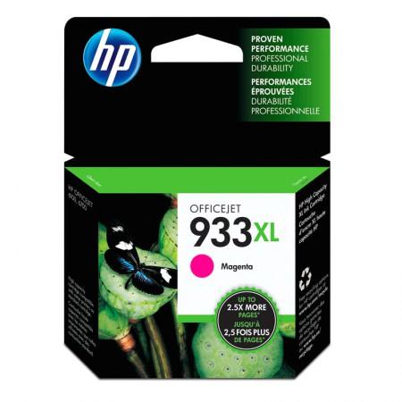 Cartucho HP Original (933XL) CN055AL - magenta rendimento 825 páginas