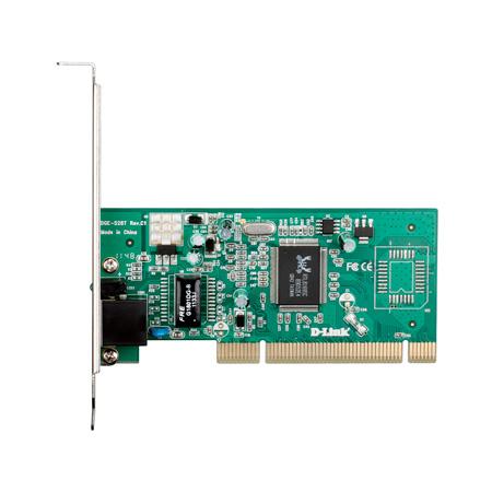 Placa de rede Gigabit -  PCI DGE-528T - D-Link