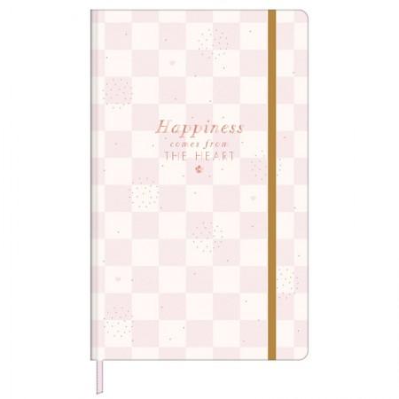 Caderno costurado grande Fitto Soho - sem pauta - 80 folhas - Capa 1 -  Tilibra