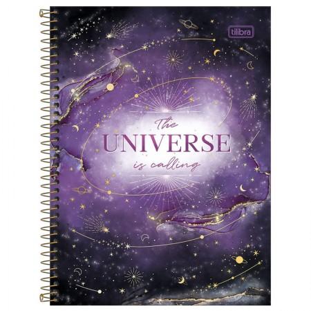 Caderno espiral capa dura universitário 1x1 - 80 folhas - Magic - Capa 2 - Tilibra