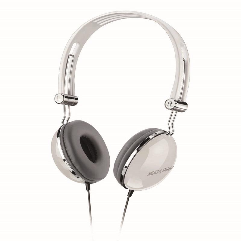 FONE HEADPHONE POP BRANCO - PH054