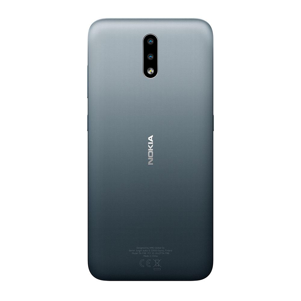 SMARTPHONE NOKIA 2.3 CINZA - NK003