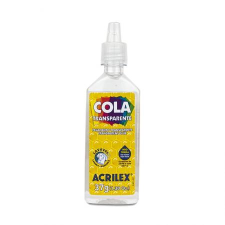 Cola transparente 37 gramas - Acrilex