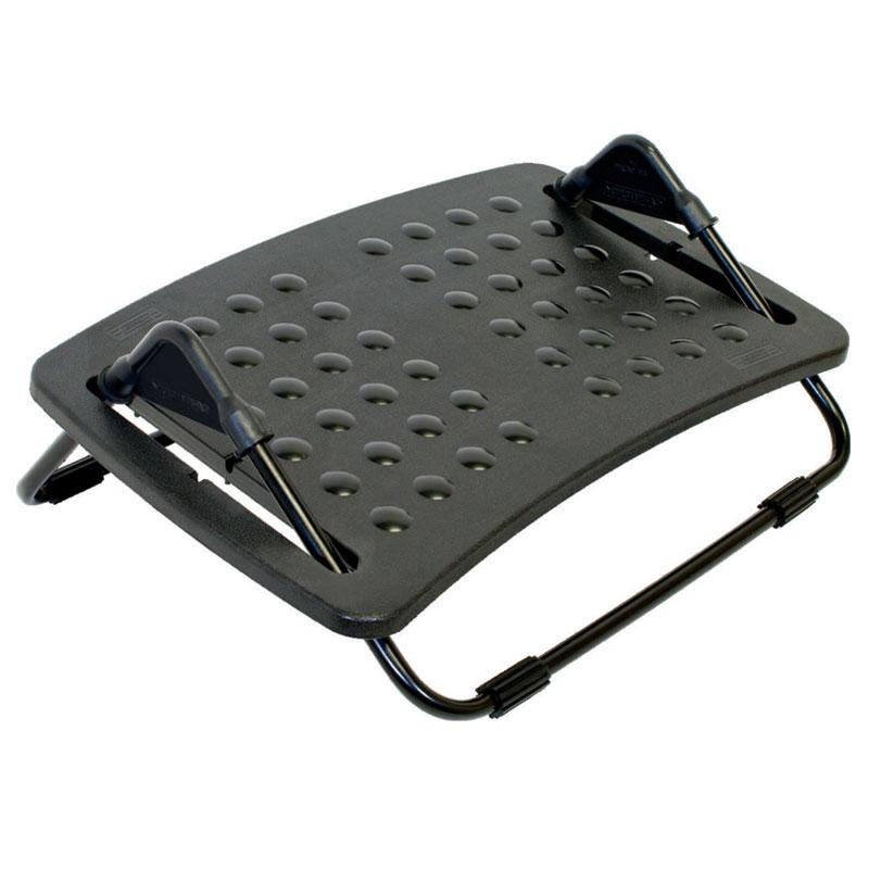 Apoio ergonomico para os pés - abs - preto - Multivisão