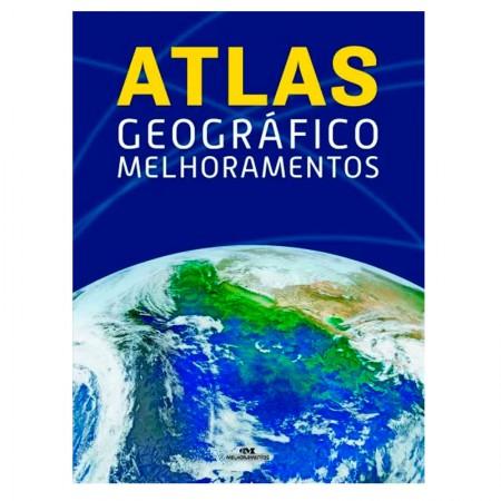 Atlas geográfico do estudante - Melhoramentos