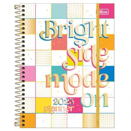 Agenda planner espiral semanal Be Nice 2022 - Capa 4 - Tilibra