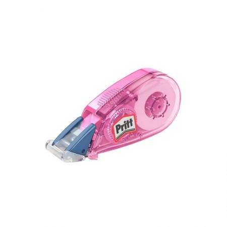 Corretivo Pritt Micro Roller - 5mmx6m - 2138002 - Rosa - Henkel