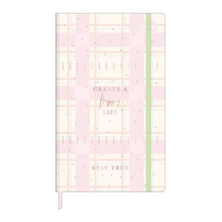 Caderneta capa dura 1/8 Fitto Soho - pontilhado - 80 folhas - Capa 1 - Tilibra