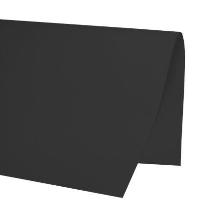 Papel cartão color set Preto - 48 x 66 cm - 10 folhas - VMP