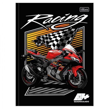 Caderno brochura capa dura quadriculado 1x1cm - 40 folhas - D mais - Choose Your Wea Pon - Tilibra