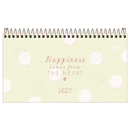 Agenda espiral semanal de bolso Soho 2021 - Capa 2 - Tilibra