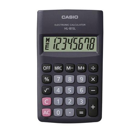 Calculadora de bolso 8 dígitos HL-815L - Casio