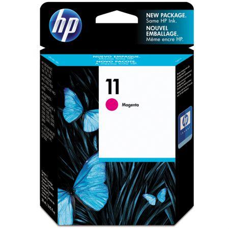 Cartucho HP Original (11) C4837A - magenta rendimento 1.750 páginas