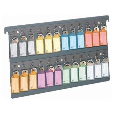 Organizador de chaves pasta suspensa - para 24 chaveiros - 145 - Acrimet