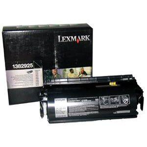 Toner Lexmark 1382925 - preto 17600 páginas - serie optra S