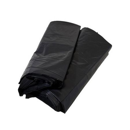 Saco para lixo 100 litros P8 - preto - pacote com 100 unidades