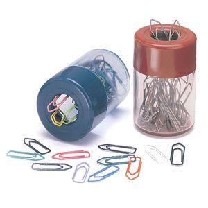 Porta clips com imã - 936 - cores - Acrimet