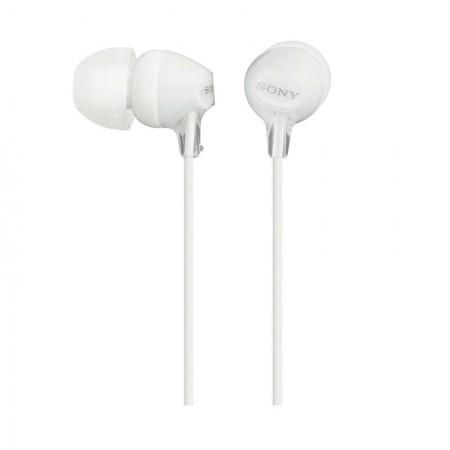 Fone de ouvido MDR-EX15LP branco - Sony