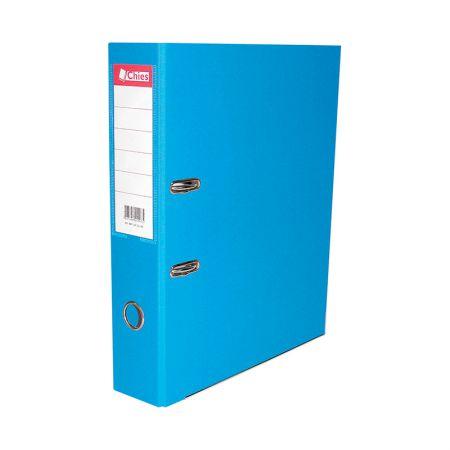 Registradora AZ A4 LL 1083 - azul celeste - Chies