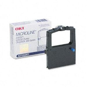 Fita Okidata 52102001 - preto - serie ML310/320/321/186
