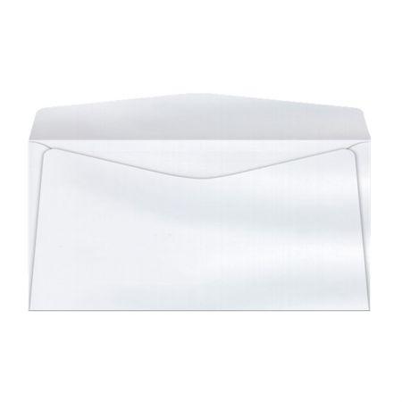 Envelope ofício sem CEP COF040 114x229mm - caixa com 1000 unidades - Scrity
