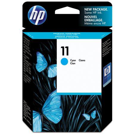 Cartucho HP Original (11) C4836A - ciano rendimento 1.750 páginas