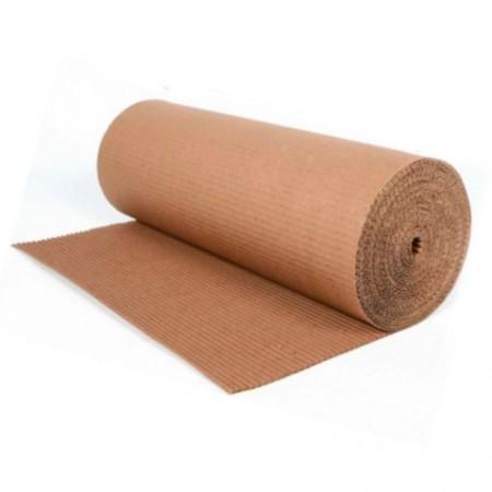 Bobina de papel kraft ondulado 120cm - Ribeirão Preto