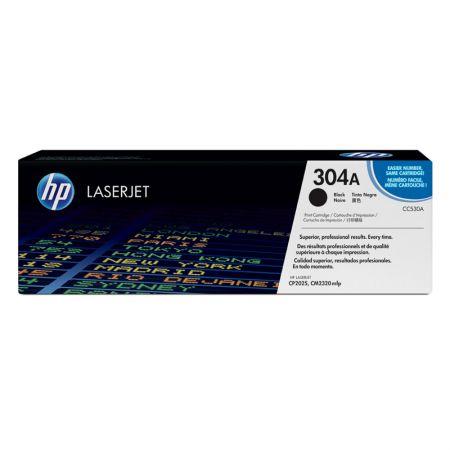 Toner HP Original (304A) CC530A - preto 3500 páginas
