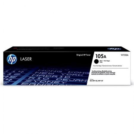 Toner HP Original (105A) W1105A - Preto 1000 páginas