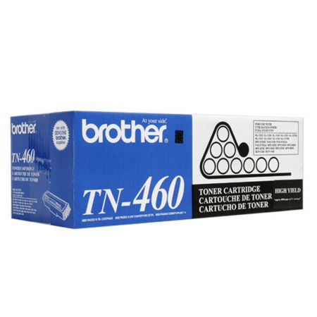 Toner Brother TN460 - preto 6000 páginas