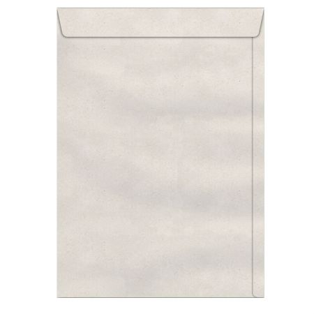 Envelopes saco reciclado SRC324 185x248mm - caixa com 100 unidades - Scrity