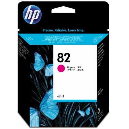 Cartucho HP Original (82) C4912A - magenta