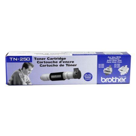 Toner Brother TN250 - preto 2200 páginas