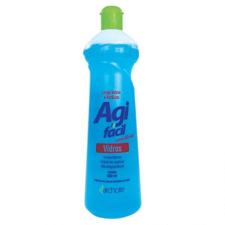 Limpa vidros Agifácil 500ML - Archote