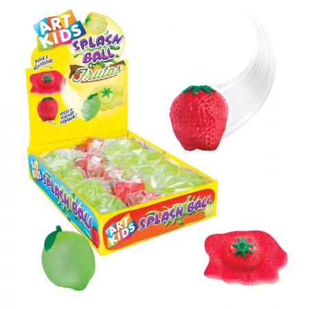 Splash Ball Frutas - Art Kids - 40059 - unidade - Acrilex