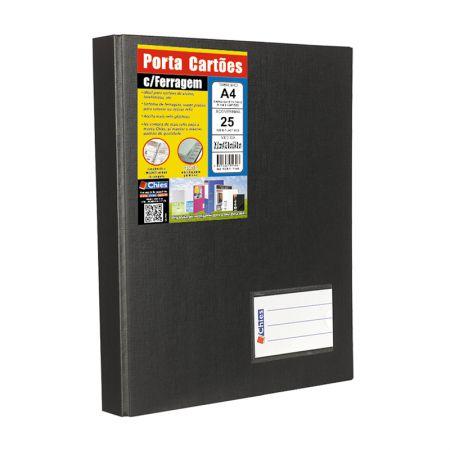 Porta cartão de visita com índice 1328 - para 500 unidades - Chies