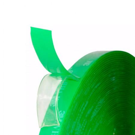 Fita dupla face VHB transparente - 9.5mmx20m - 4910 - 3M