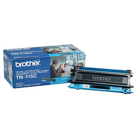 Toner Brother TN115C - ciano 4000 páginas