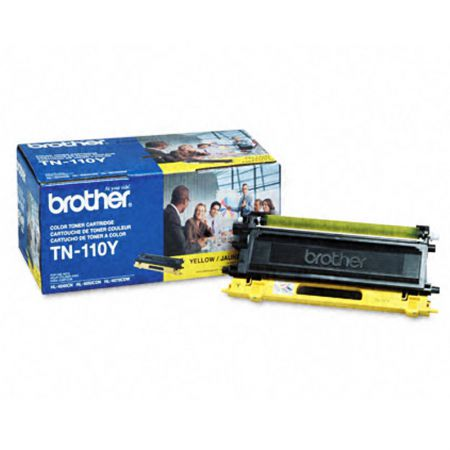 Toner Brother TN115Y - amarelo 4000 páginas
